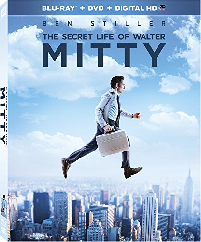 Blu-ray : The Secret Life of Walter Mitty (With DVD, Digital Copy, Dubbed, , Digital Theater System)