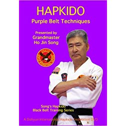 Song's Hapkido Purple Belt Techniques