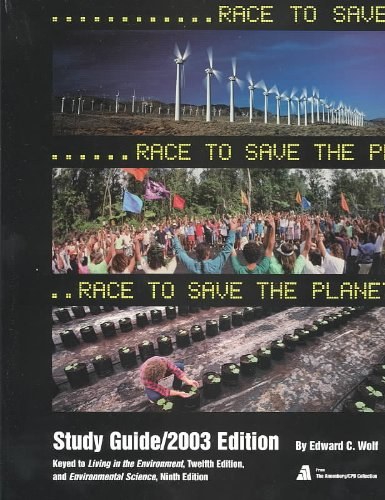 Race to Save the Planet Study Guide, 2003 Edition