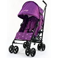 Zeta Vooom Stroller (Plum Dots) from Zeta