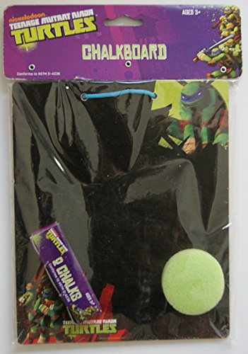 Teenage Mutant Ninja Turtles Black Chalkboard - 1