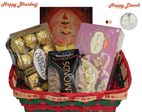 Diwali / Bhaidooj Gift Hamper - Haldiram Soan
