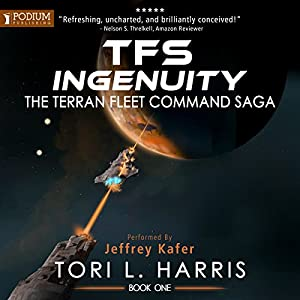 The Terran Fleet Command Saga, Book 1 - Tori L. Harris