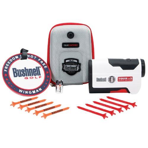 Bushnell Tour V3 Rangefinder Patriot Packs Slope