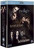 Twilight - Chapitre 1 : Fascination + Chapitre 2 : Tentation + Chapitre 3 : H�sitation [�dition Limit�e]