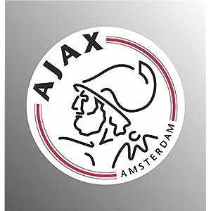 Adesivo Aiax Amsterdam champions league europe football sticker   recensioni dei clienti