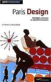 echange, troc Clemence Leboulanger - Paris design (nouvelle édition 2009)