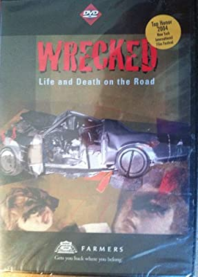 Wrecked Life and Death on the Road DVD Format. Farmers Insurance Group