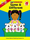 Same & Different, Grades PK - 1 (Home Workbooks) (0887247075) by CARSON DELLOSA
