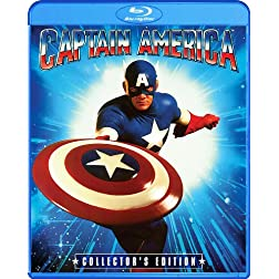 Captain America [Blu-ray]