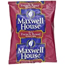 Maxwell House French Roast Ground Coffee, 1.2-Ounce Packages (Pack of 42)
