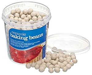 Kitchen Craft 500g Tub of Ceramic Baking Beans