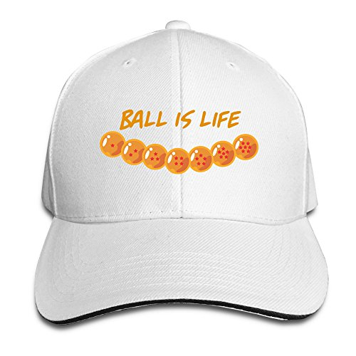 [Cinocu Custom Dragon Ball 7 Balls Snapback Hats] (Bulma Costume)