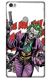 joker batman Designer Printed Back Case Cover for Xiaomi Mi Max