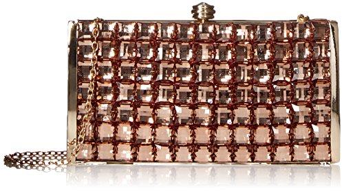 la-regale-acrylic-tile-minaudiere-clutch-light-gold-one-size