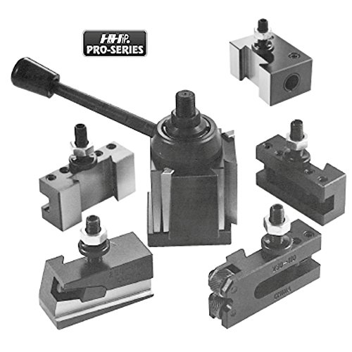 HHIP 3900-5120 BXA #200 Quick Change Tool Post Set Wedge Type