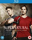 Supernatural - Season 6 Complete [Blu-ray] [2011] [Region Free]