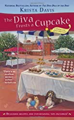 The Diva Frosts a Cupcake (A Domestic Diva Mystery)