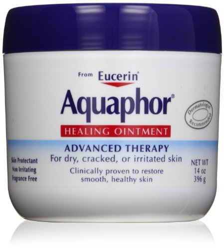 Aquaphor Healing Ointment Dry, Cracked And Irritated Skin Protectant, 14 Oz Jar