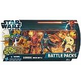 Hasbro 37826 - Star Wars - Battle Packs - Geonosis Arena Battle