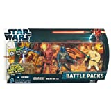 Geonosis Arena Battle Star Wars Clone Battle Pack