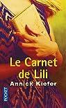 Le carnet de Lili par Kiefer