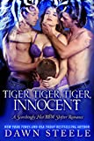 Tiger, Tiger, Tiger, Innocent: A Hot, Hot, Hot BBW Shifter Romance with a Twist