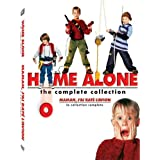 Home Alone: The Complete Collection (DVD)By Macaulay Culkin        Buy new: $39.996 used and new from $19.96    Customer Rating: