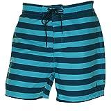 Nautica Men's Stripe Swim Trunks