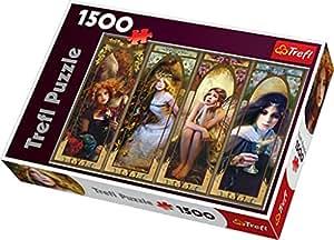 Puzzle Fantasy Kolaz 1500