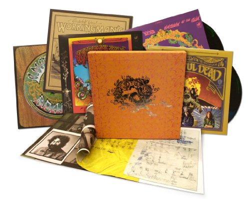 Grateful Dead / Rhino Records The Warner Bros. Studio Albums (5LP 180 Gram Vinyl Boxset) at Sears.com