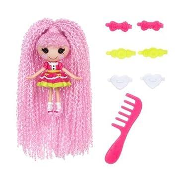 Mini Lalaloopsy Loopy Hair Doll - Jewel Sparkles by Lalaloopsy TOY (English Manual)