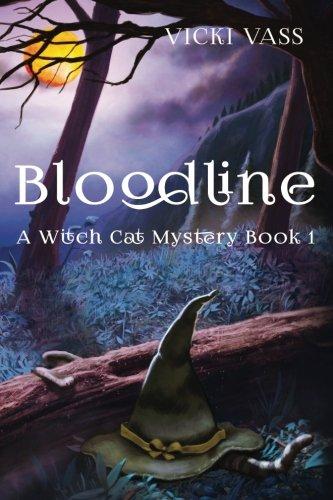Bloodline: Witch Cat [Vass, Vicki] (Tapa Blanda)
