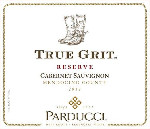 2011 Parducci True Grit Reserve Cabernet Sauvignon 750 Ml