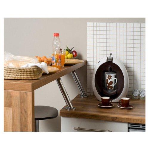 Mebasa MCFT140BS Küche, Hochwertige Einbauküche, Moderne Miniküche ... | {Miniküche 65}