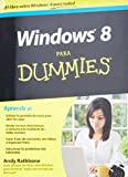 Windows 8 para dummies (Spanish Edition)