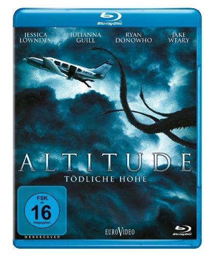 Altitude - Tödliche Höhe [Blu-ray]