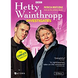 Hetty Wainthropp Investigates: The Complete Collection (reissue)