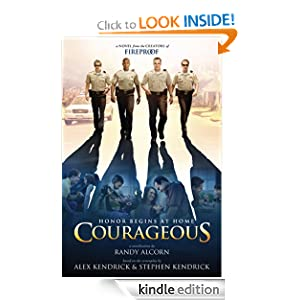 Courageous a Novel Free Ebook