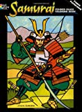 Samurai Stained Glass Coloring Book (Dover Stained Glass Coloring Book) (0486465586) by Green, John