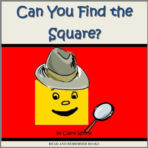 catalog my baby can you find the square shape detective