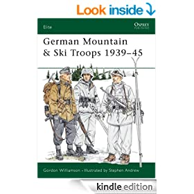 German Mountain & Ski Troops 1939-45 (Elite)