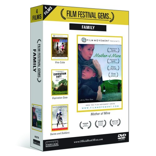 TOPICS Film Festival Gems 4 DVD Set Viva Cuba / Expiration Date / Saints and Soldiers / Mother of Mine - 60278 (Gem Notebook compare prices)