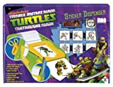 Multiprint Turtles Sticker Machine
