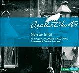 echange, troc Agatha Christie - Mort sur le nil (3 cd)