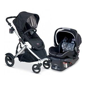 Amazon.com : B-Ready Travel System : Infant Car Seat ...