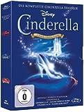 Cinderella 1-3 - Trilogy [Blu-ray]