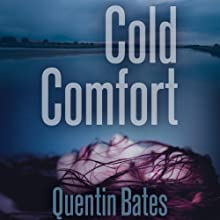 Cold Comfort: Gunnhildur Mystery, Book 2 Audiobook by Quentin Bates Narrated by Mel Hudson