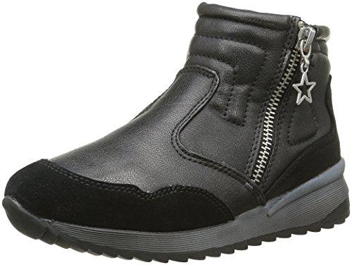 ASSOD3261 - Sneaker Bambina , Nero (Black (nero)), 36