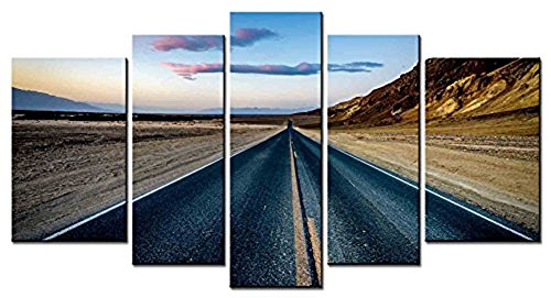 moken-lan-on-the-road-series-home-decor-artwork-airline-highway-extended-to-the-distance-wall-art-5-